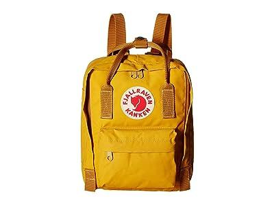 Fjallraven Kanken Mini (Ochre) Backpack Bags