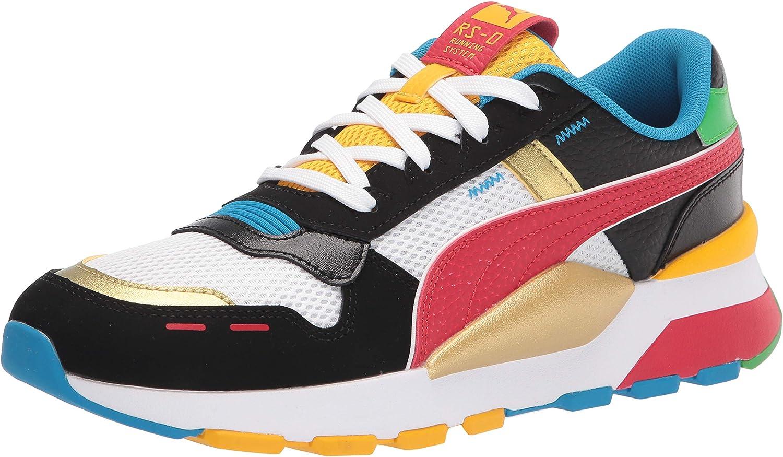 Amazon.com   PUMA Men's Rs 2.0 Central Sneaker   Shoes