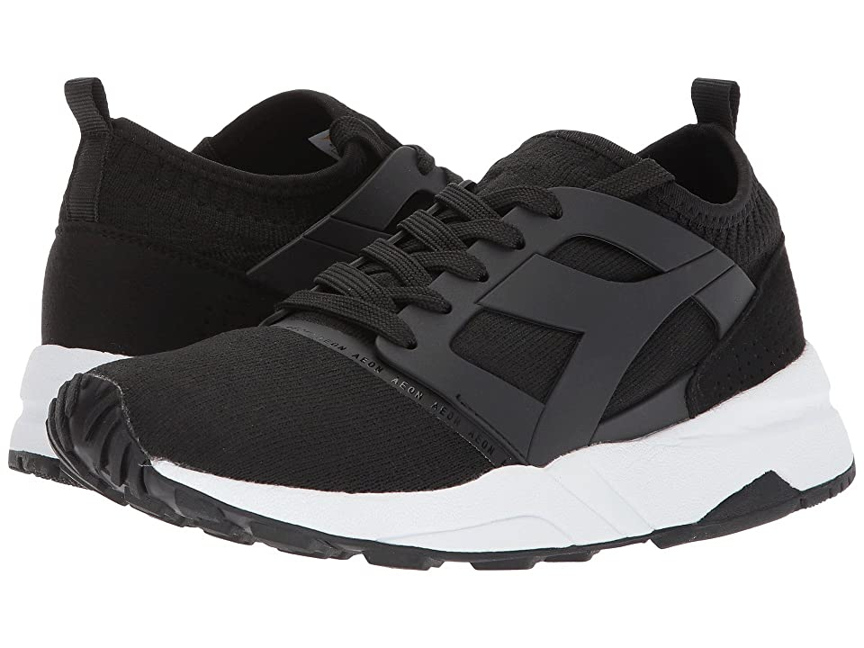 Diadora Evo Aeon (Black) Athletic Shoes