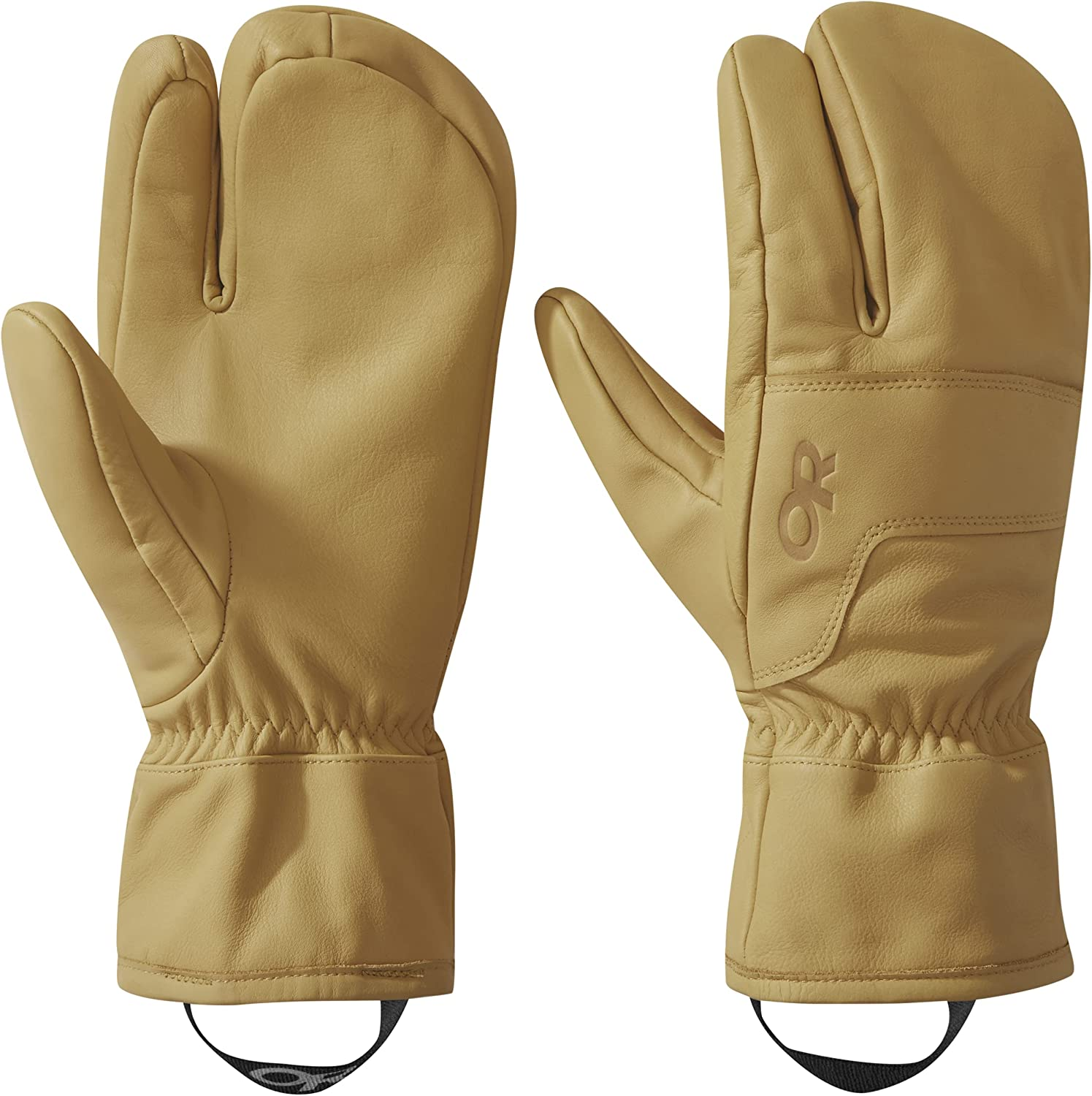 Outdoor Research Aksel 3-Finger Work Gloves