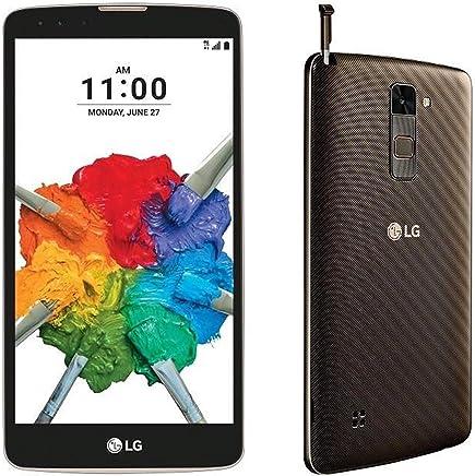 LG Stylo 2 Plus K550 4G LTE 16GB Stylus & Fingerprint Smartphone 5.7in GSM Unlocked (Renewed)