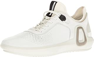 ECCO Women's Intrinsic 3 Fashion Sneaker, White, 42 EU/11-11.5 M US