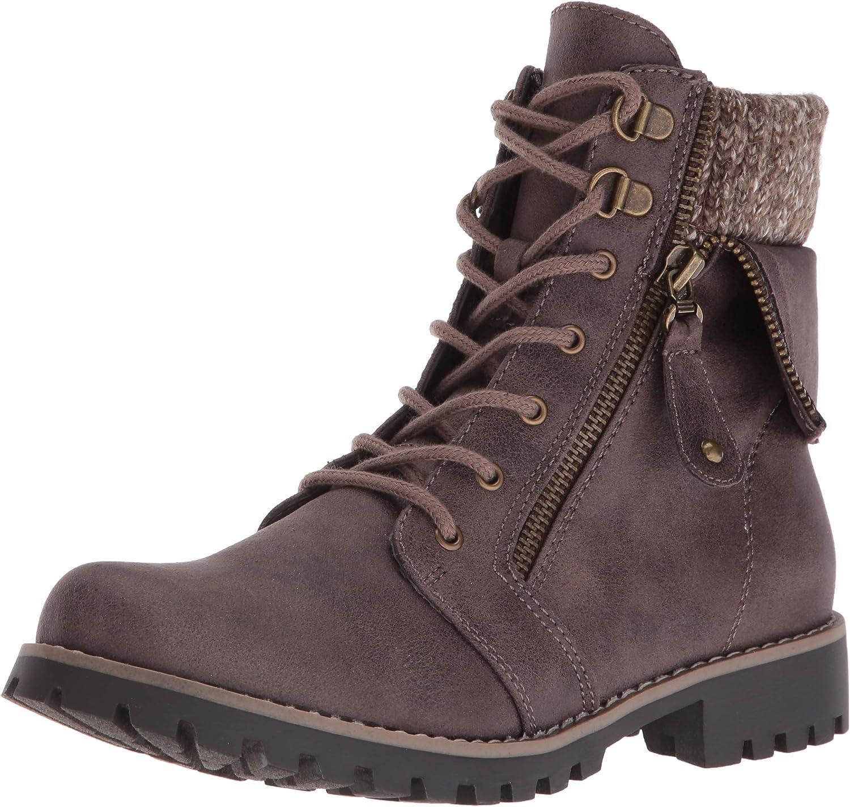 White Mountain  Pembroke Lace Up Boots