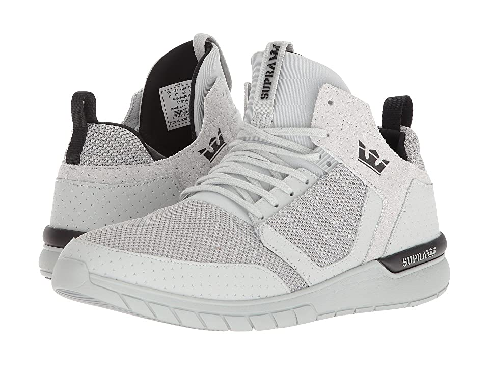Supra Method (Cool Grey/Black/Cool Grey) Men