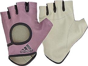 adidas Women Training Essential Gloves - Purple, Large