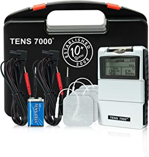 Best TENS 7000 2nd Edition Digital TENS Unit With Accessories Reviews