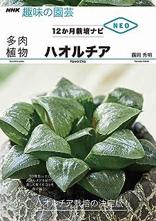 ハオルチア (NHK趣味の園芸 12か月栽培ナビNEO)