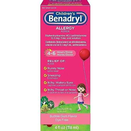 Children's Benadryl Liquid: Amazon com