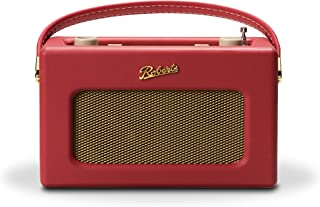 Roberts Revival RD70RE FM/DAB/DAB+ Digital Radio with Bluetooth - Classic Red