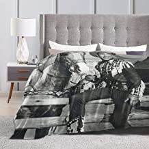 "Ogauye Roy Rogers & Trigger Fashion Soft Ultra-Soft Micro Fleece Blanket 50"""" x40"