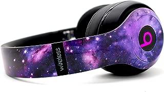 Beats by Dre Studio 3 Wireless Headphones - Custom Painted Dr. Dre Bluetooth - (Galaxy)