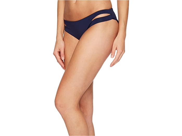 L*space Estella Classic Bottom Midnight Blue Swimwear
