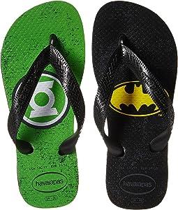 Heroes DC Flip-Flop (Toddler/Little Kid/Big Kid)