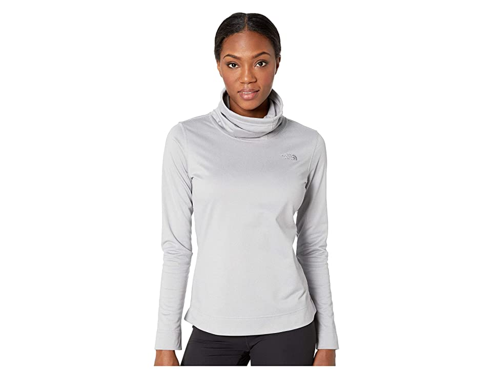 The North Face Novelty Glacier Pullover (TNF Light Grey Heather) Women