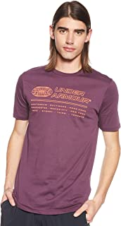 Under Armour Men's Ua Global Ss Tees And T-Shirts