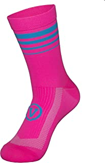 Men's athletic Socks Built for Cycling & Running or training| Fast Drying | Breathable Mid-compression