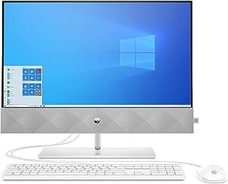 HP 1M5Z4EA Pavilion 24-k0019ng (23,8 tum/FullHD) Allt-i-ett-PC (AMDRyzen74800H, 16GBDDR4RAM, 1TBHDD, 512GBSSD, AMDRadeon7g...