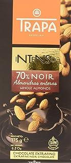 comprar comparacion Trapa Intenso Noir 70 % con Almendras Enteras 175 g