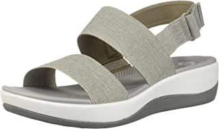 Clarks Women's Arla Jacory Wedge Sandal