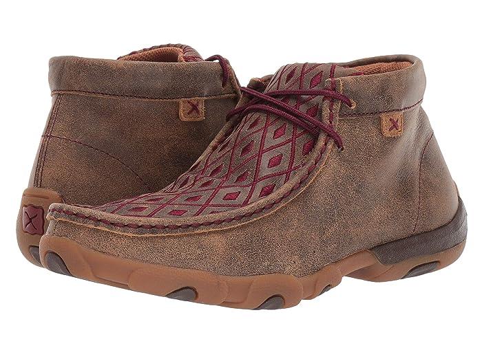 Twisted X  WDM0071 (Bomber/Mahogany) Womens Boots