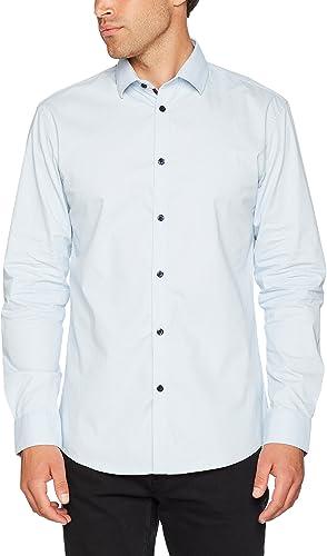 SELECTED FEMME Shdonenouveau-Mark Shirt Ls STS Chemise Affaires Homme