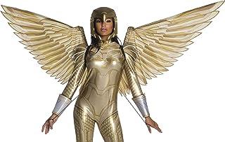 Rubie's DC Comics Wonder Woman 84 Gold Wings, As Shown, One Size