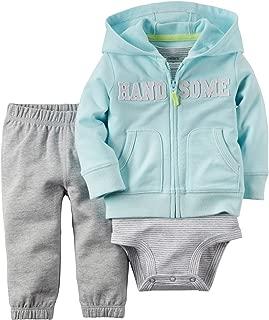 Carter's Baby Boys' 2 Piece Cardigan Set 121g371