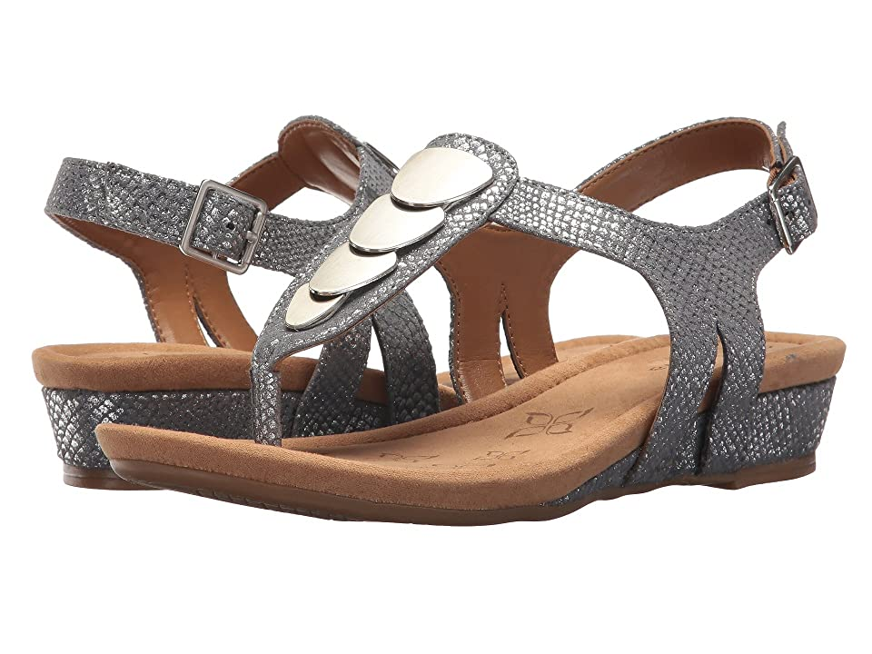 Comfortiva Summit (Pewter Shell Suede) Women