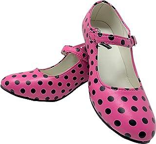 Zapato Flamenco Baile sevillanas niña,Mujer
