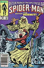 Spectacular Spider-Man, The #97 (Mark Jewelers) FN ; Marvel comic book