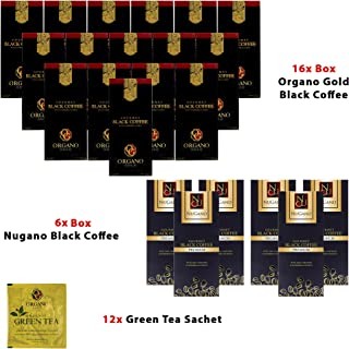 organo gold fda