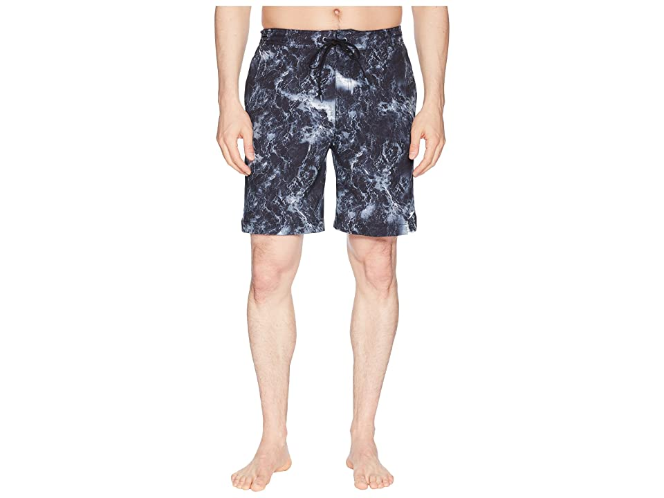 Speedo Pulling Tide E-Boardshorts (Speedo Black) Men