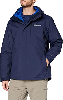 Columbia Men Ski Jacket 3 in 1 Interchangeable, Water Resistant, Element Blocker II