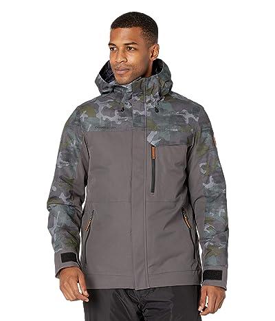 Obermeyer Grommet Jacket (Off-Duty Camo) Men