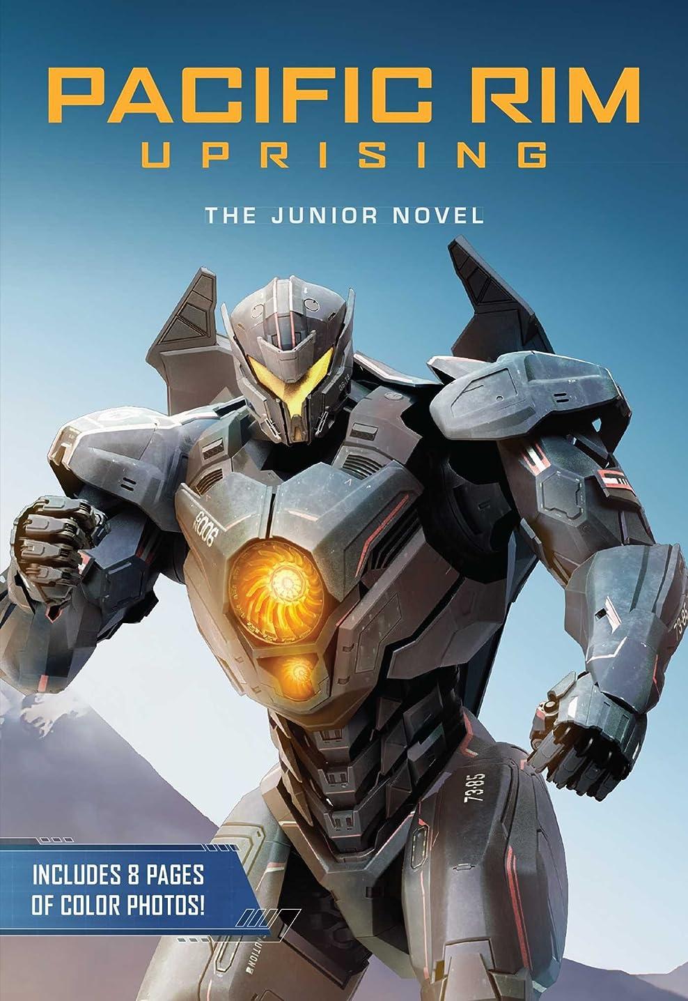 未使用起きる弱めるPacific Rim Uprising: The Junior Novel (English Edition)