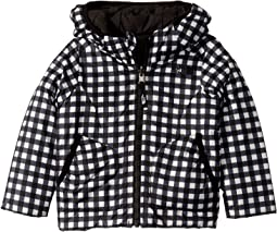TNF Black Gingham Print