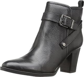 Franco Sarto Womens Delancy Closed Toe Leather Fashion Boots