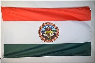 Apedes Miami Garage Hangar Basement Flag 2x3 Feet