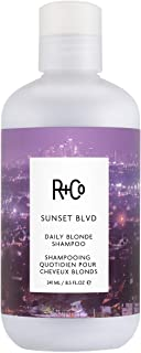 R+Co Sunset Blvd Blonde Shampoo, 241ml