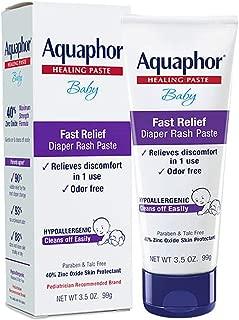 Aquaphor Diaper rash paste, 3.5 Ounce