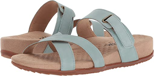Aqua Sandal Leather