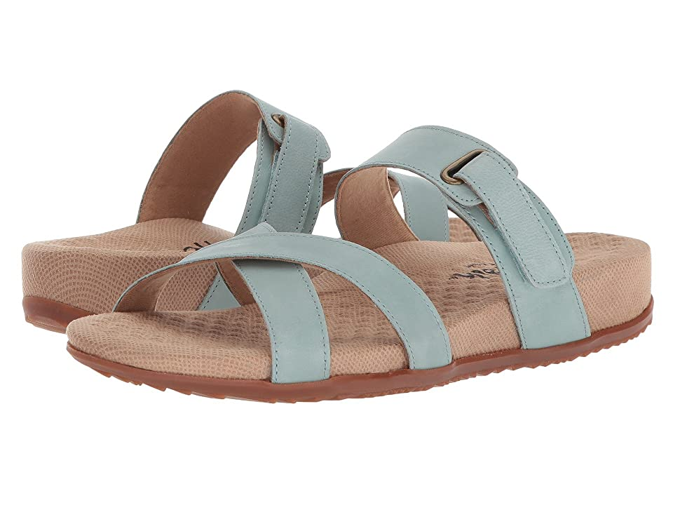 SoftWalk Brimley (Aqua Sandal Leather) Women
