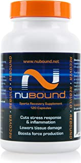 Sponsored Ad - nuBound Nucleotide Sports Recovery Supplement: 600 Mg Nucleotide and 1000 Mg Prebiotic Blend - Post Workout...