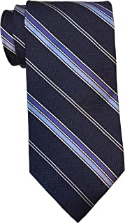 Brooks Brothers Makers and Merchants Navy Striped Tie