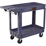 WEN 73002 500-Pound Capacity 40 by 17-Inch Service Utility Cart