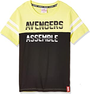 Marvel Boy's Avengers T-shirts