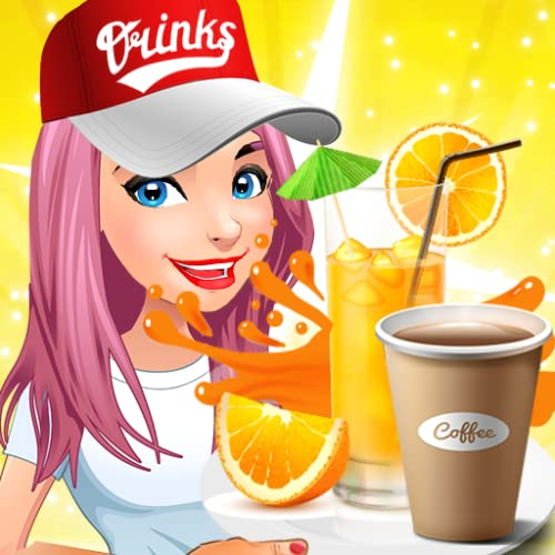 Getränkeautomat: Café Saft-Tycoon-Café