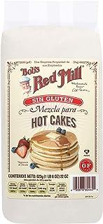 Bob´s Red Mill Mezcla para hotcakes sin gluten, Un sabor artesanal y saludable., 680 gramos