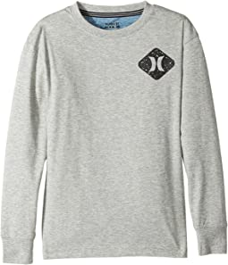 Hurley Kids - Drop Shoulder Knit Top (Big Kids)