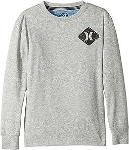 Hurley Kids - Drop Shoulder Knit Top (Big Kids)